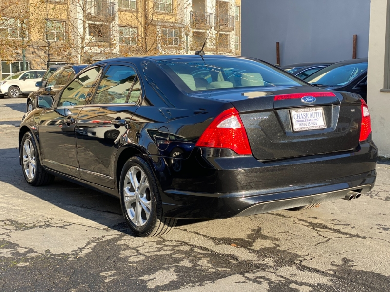 Ford Fusion 2012 price $6,975