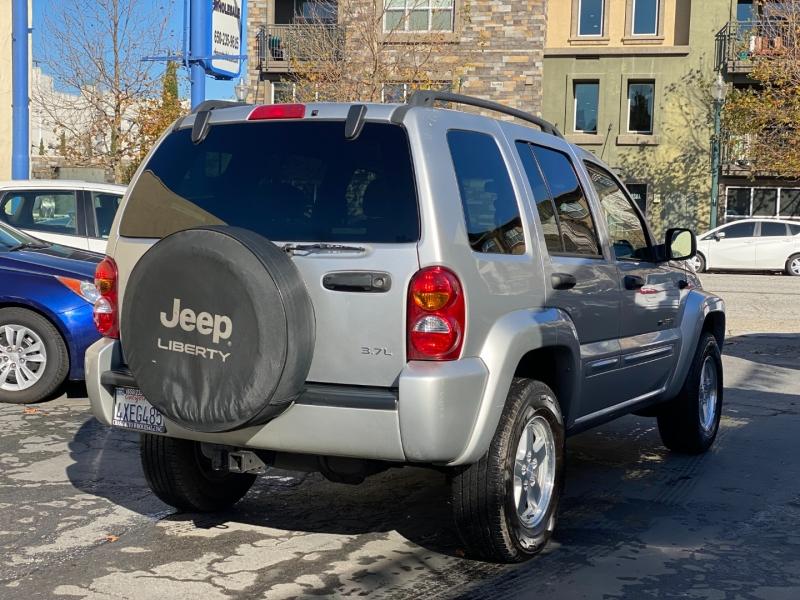Jeep Liberty 2002 price $5,975