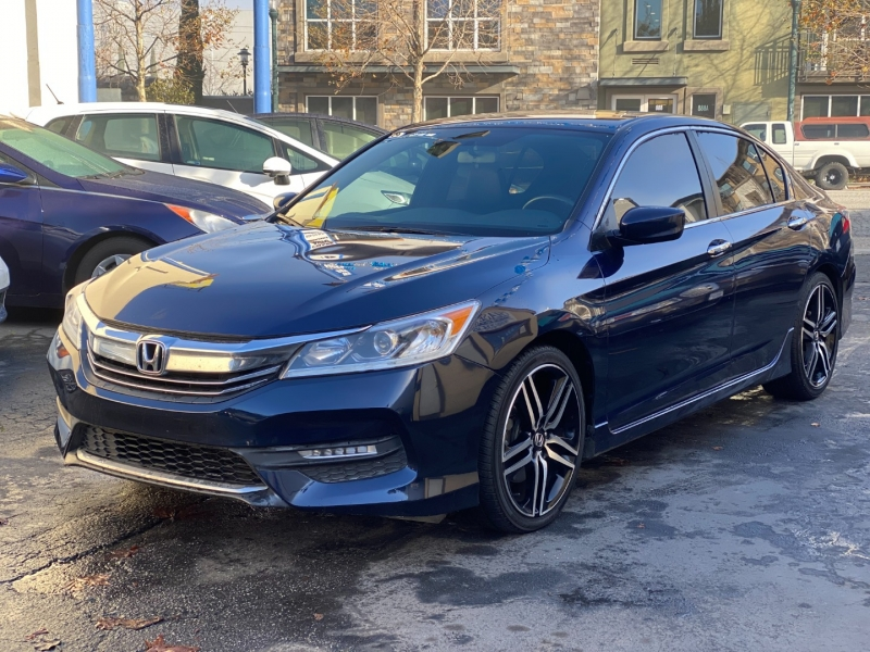 Honda Accord Sedan 2017 price $12,975