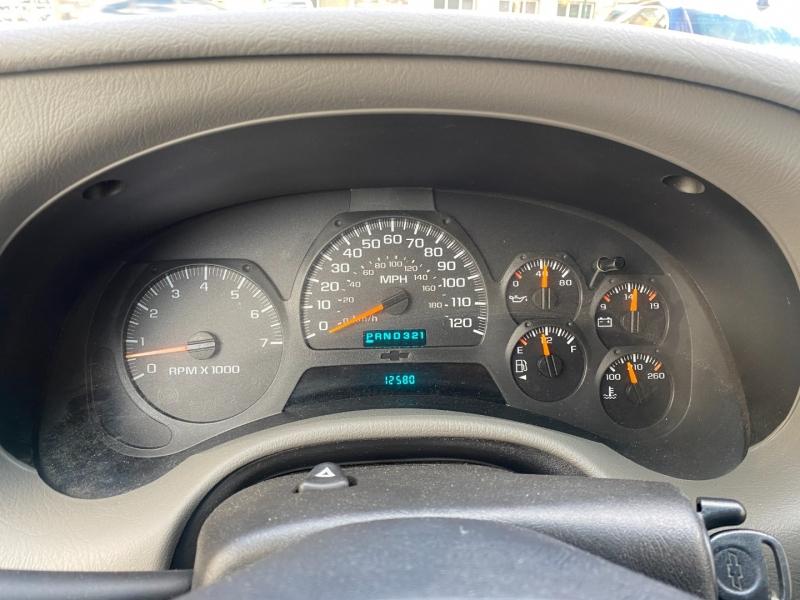 Chevrolet TrailBlazer 2002 price $8,975