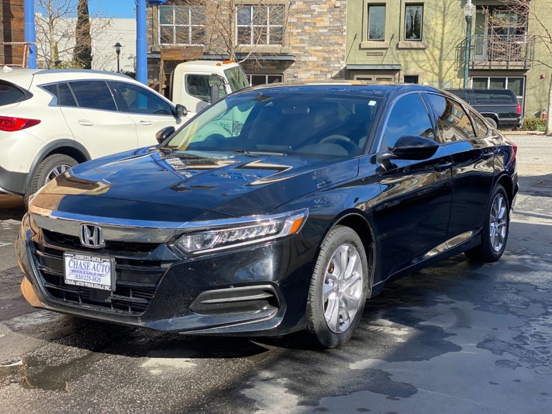 Honda Accord Sedan 2018 price $14,975