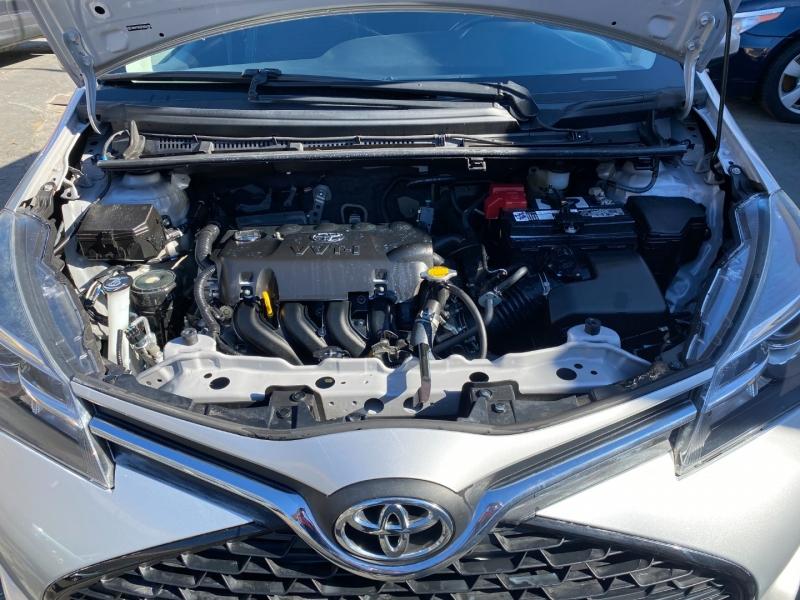 Toyota Yaris 2015 price $9,975
