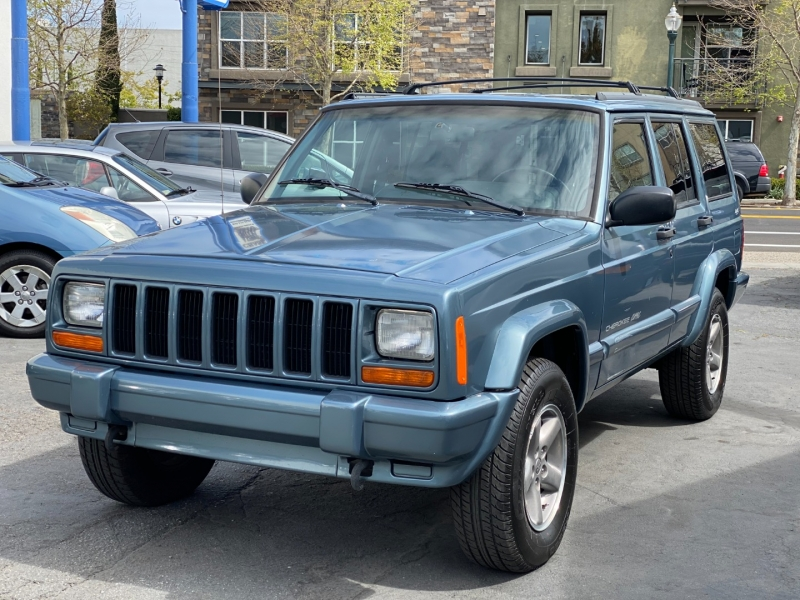 Jeep Cherokee 1998 price $14,975