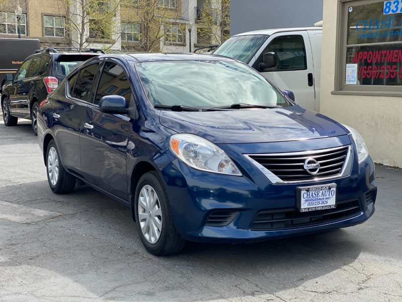 Nissan Versa 2014 price $5,975