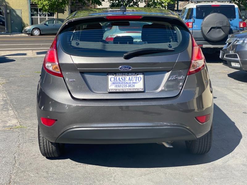 Ford Fiesta 2017 price $7,975