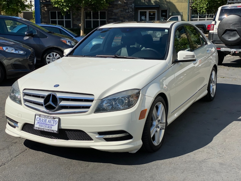 Mercedes-Benz C-Class 2011 price $9,975