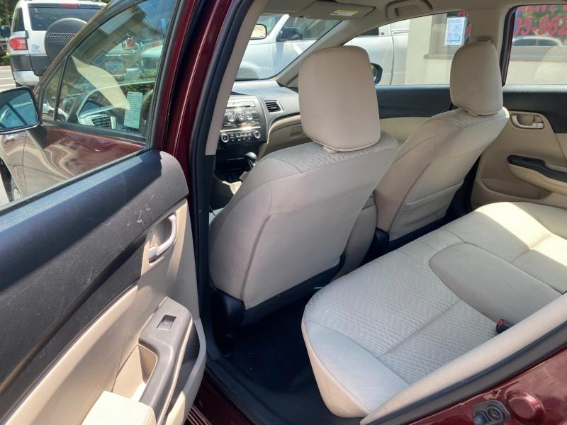 Honda Civic Sedan 2015 price $11,975