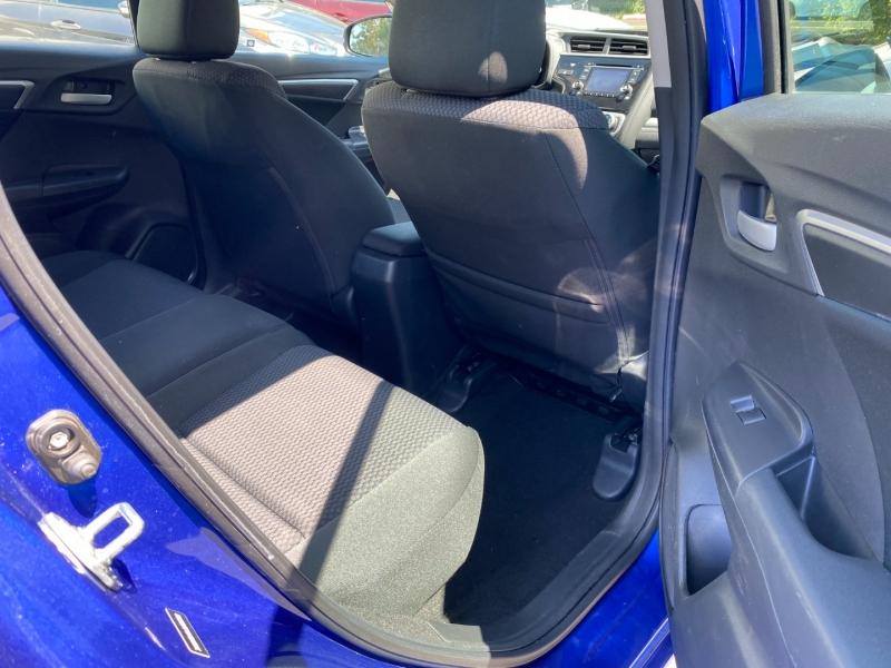 Honda Fit 2018 price $15,975