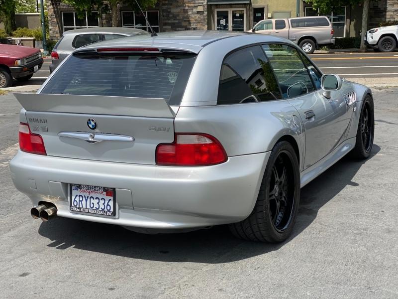 BMW Z3 2001 price $19,975