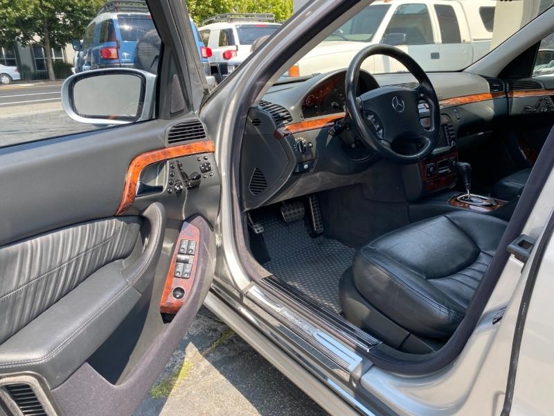 Mercedes-Benz S-Class 2004 price $18,975