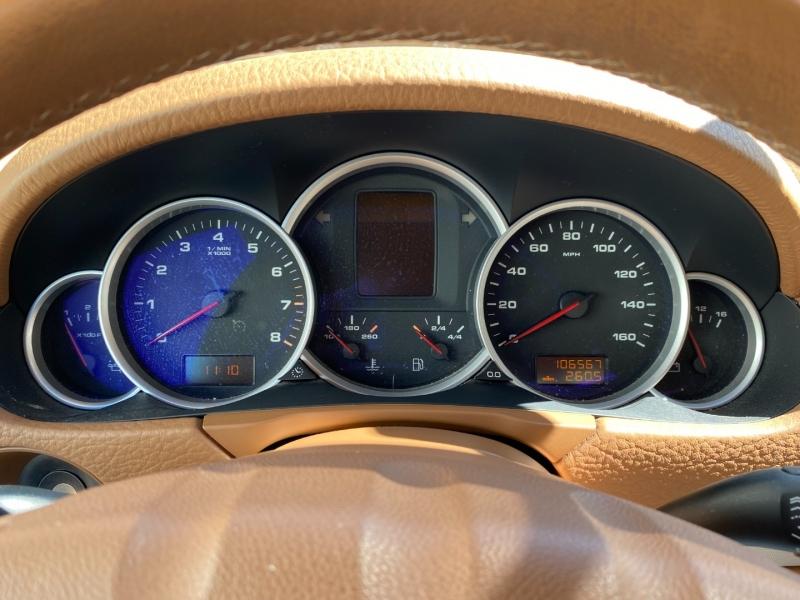 Porsche Cayenne 2009 price $14,975