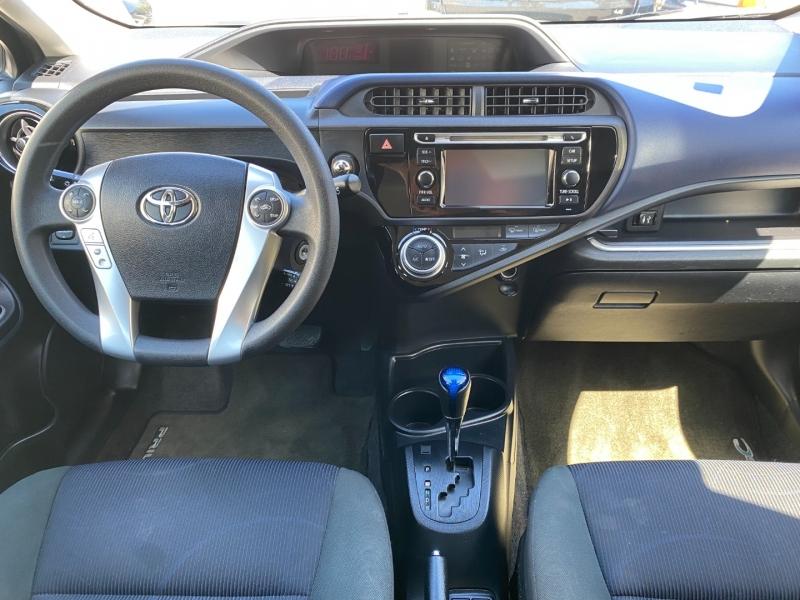 Toyota Prius c 2017 price $14,975