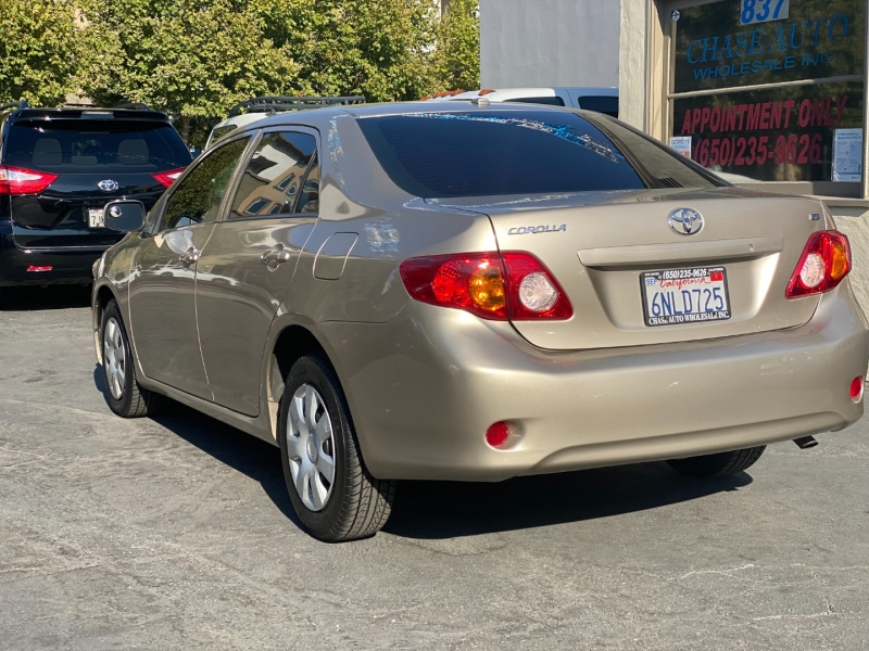Toyota Corolla 2010 price $8,975