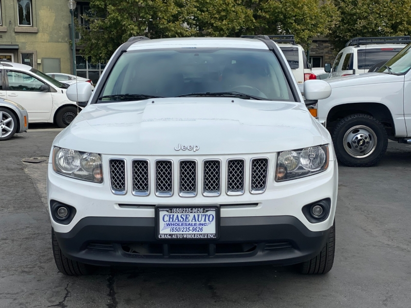 Jeep Compass 2016 price $12,975