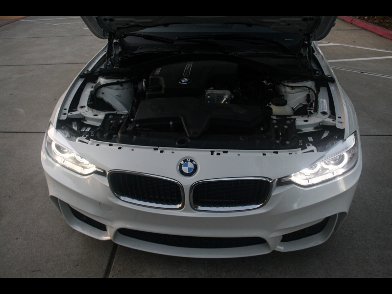BMW 3 Series M-Sport 2013 price $14,999