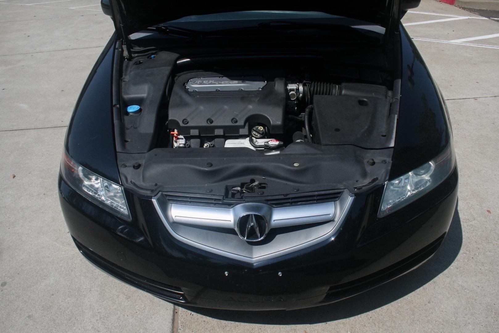 2005 Acura Tl 4dr Sdn At W Navigation Roseville City Motors Dealership In Roseville