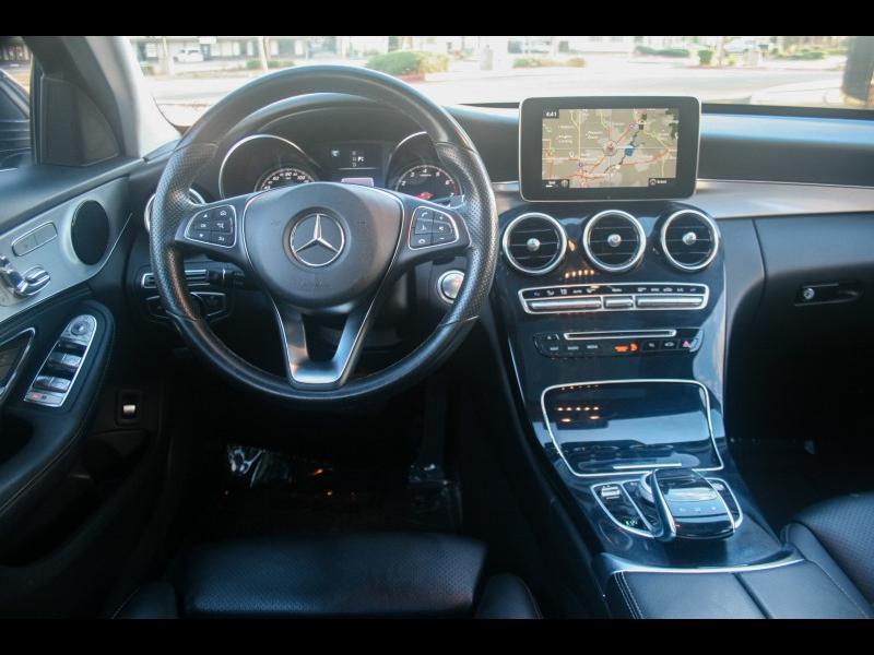 Mercedes-Benz C-Class 2016 price $19,999