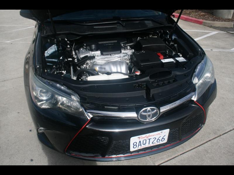 Toyota Camry 2016 price $10,499