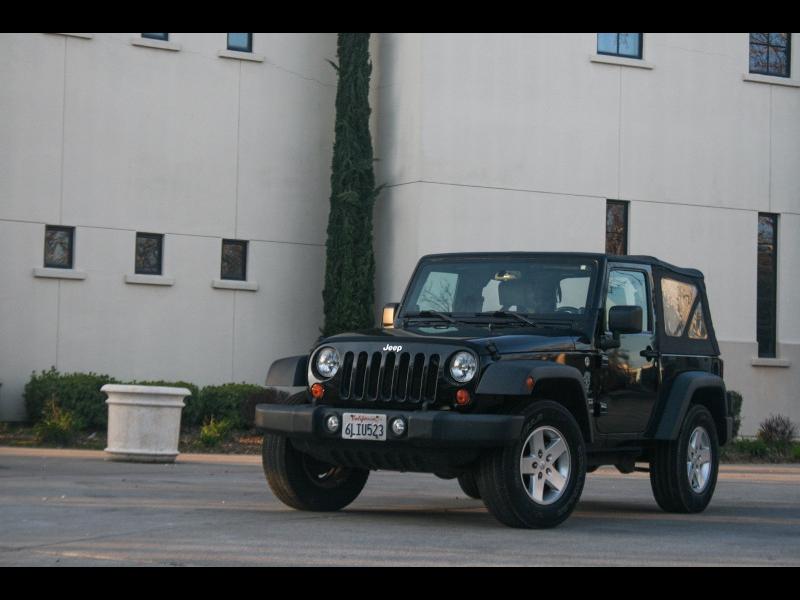 Jeep Wrangler 2010 price $16,799