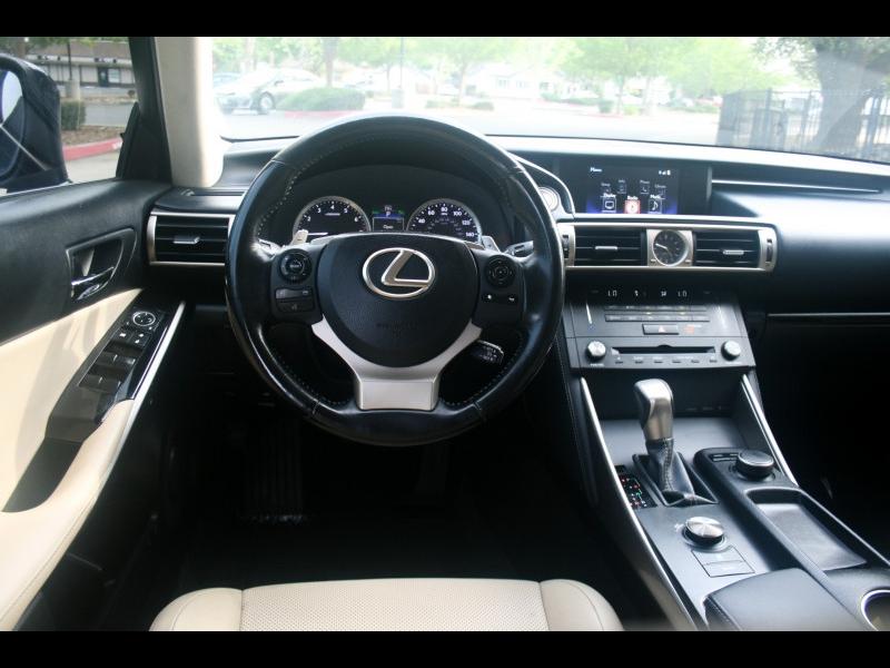 Lexus IS 250 2015 price $19,299