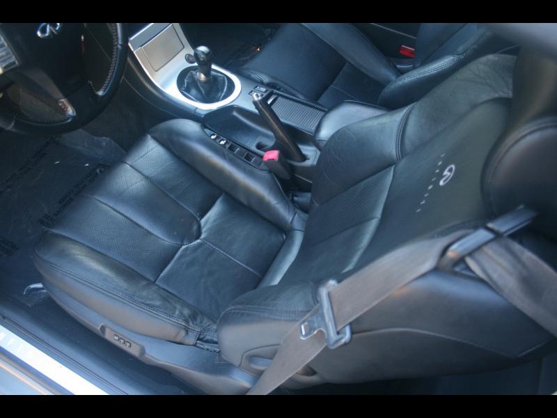 Infiniti G35 Coupe 2006 price $10,999