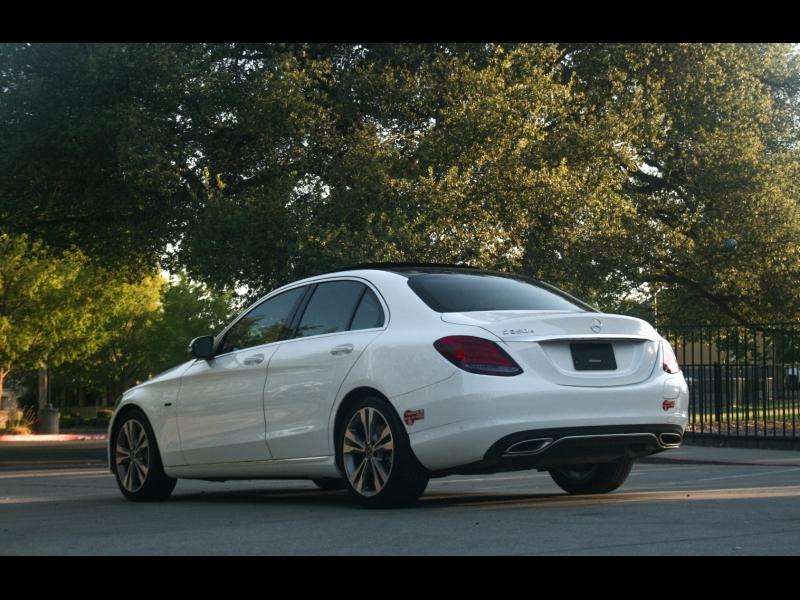 Mercedes-Benz C-Class 2018 price $25,999