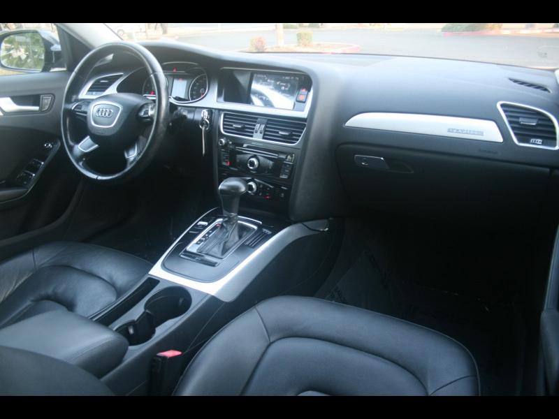 Audi A4 Quattro 2013 price $10,999
