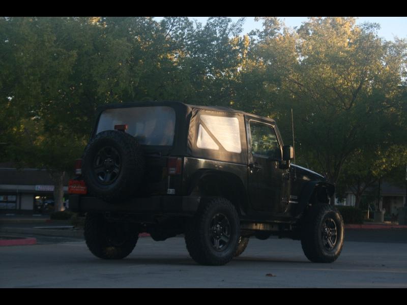 Jeep Wrangler 2011 price $15,999