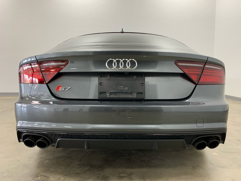 Audi S7 2016 price Sold