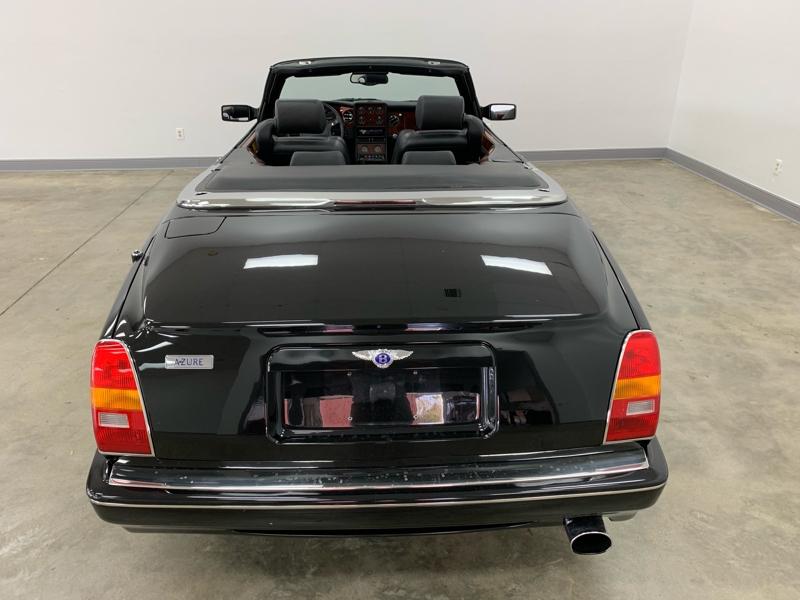 Bentley Azure 2001 price Sold