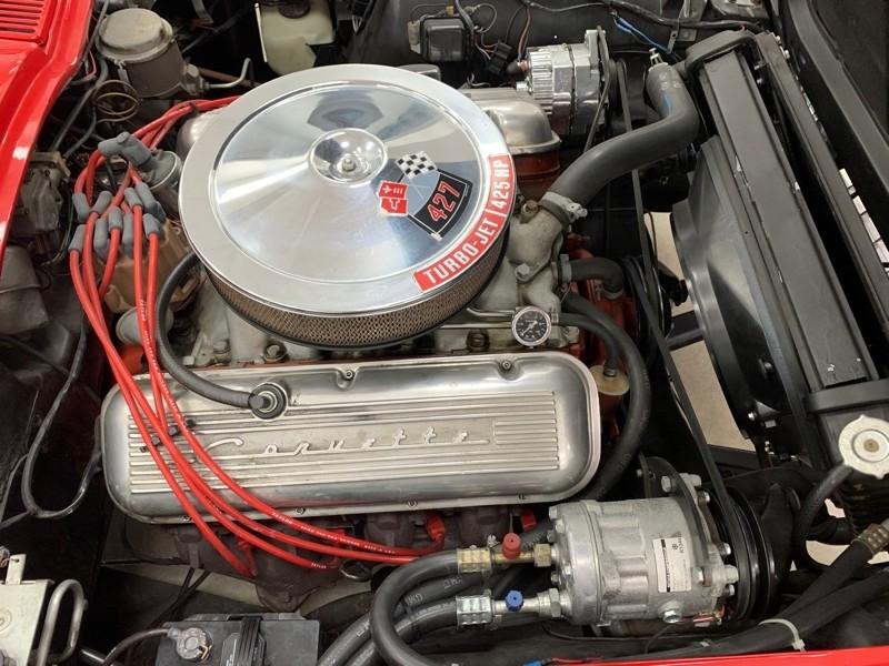 Chevrolet Corvette 1966 price $89,977