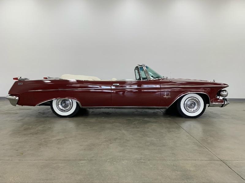 Chrysler Imperial Crown 1962 price $57,977