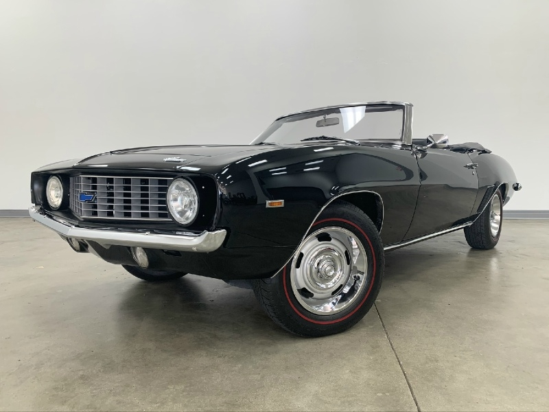 Chevrolet Camaro 1969 price $39,977