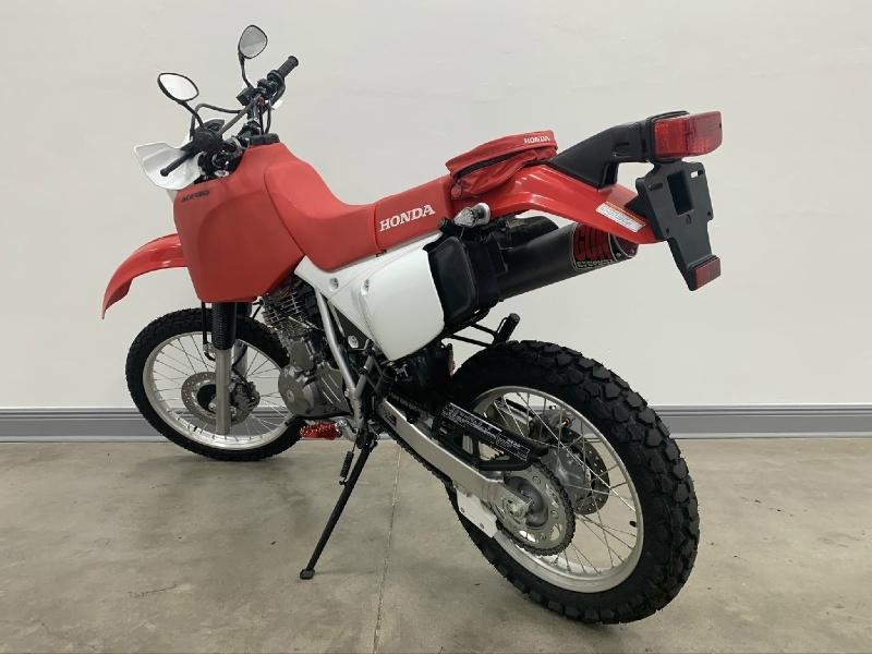 Honda XR650L 2019 price Sold
