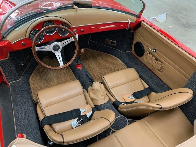 356 Speedster 1969 price Sold