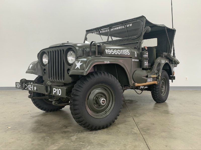 Willys M38A1 1965 price $23,977