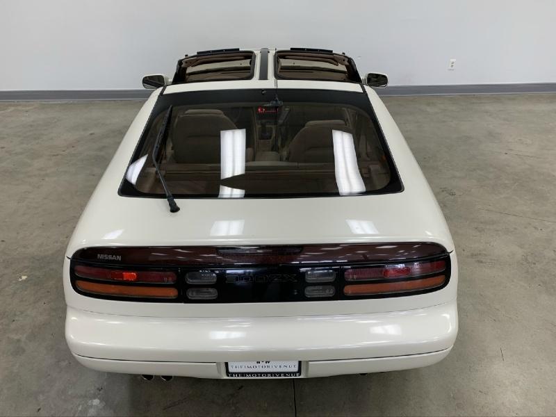 Nissan 300ZX 1991 price Sold