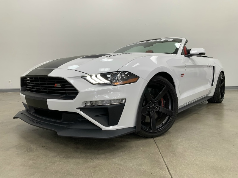 Ford Mustang 2019 price $61,977