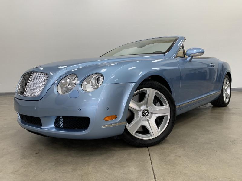 Bentley Continental GTC 2008 price Sold