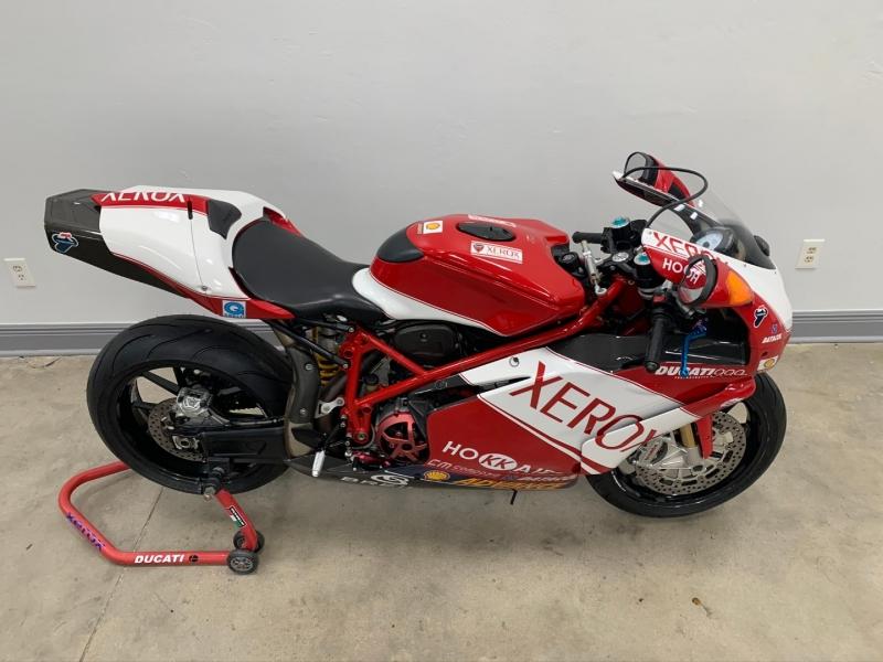Ducati 999R Xerox 2006 price Sold