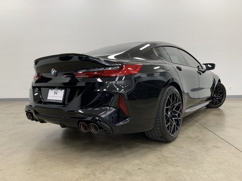 BMW M8 2020 price $137,977