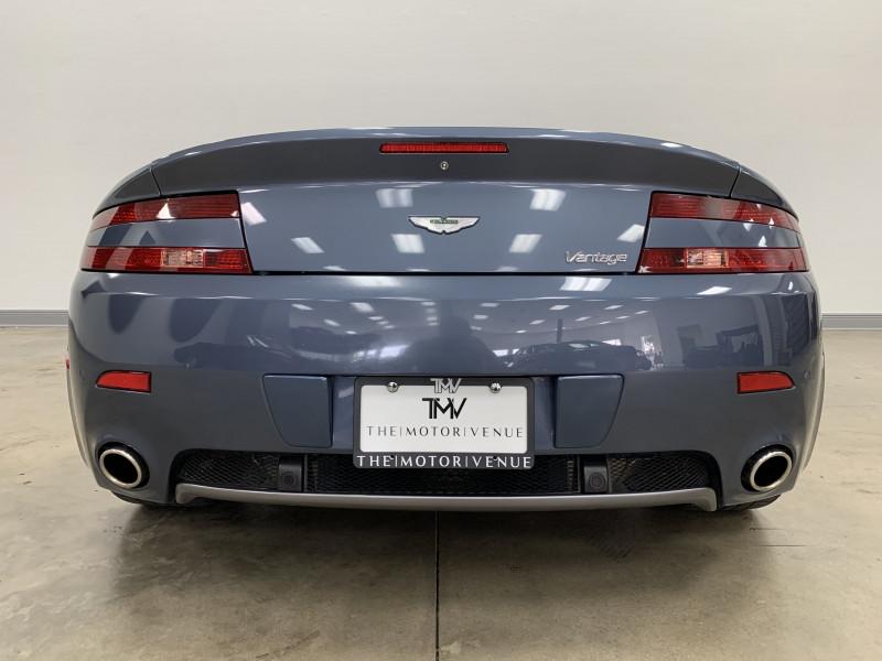 Aston Martin V8 Vantage 2007 price Sold