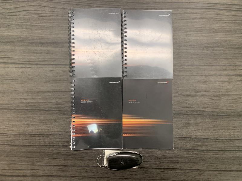 Mclaren MP4-12C 2012 price $98,977