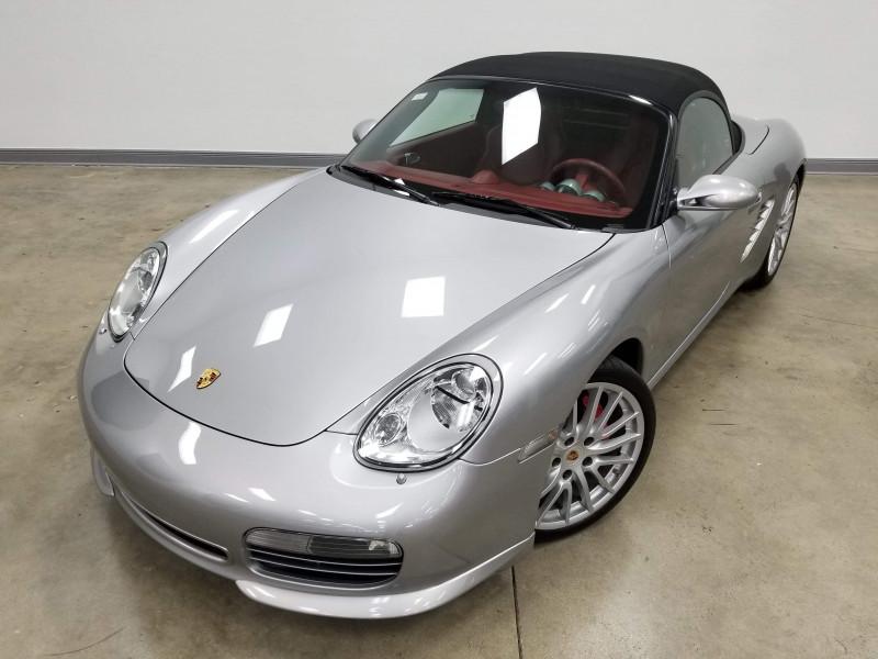 Porsche Boxster 2008 price Sold