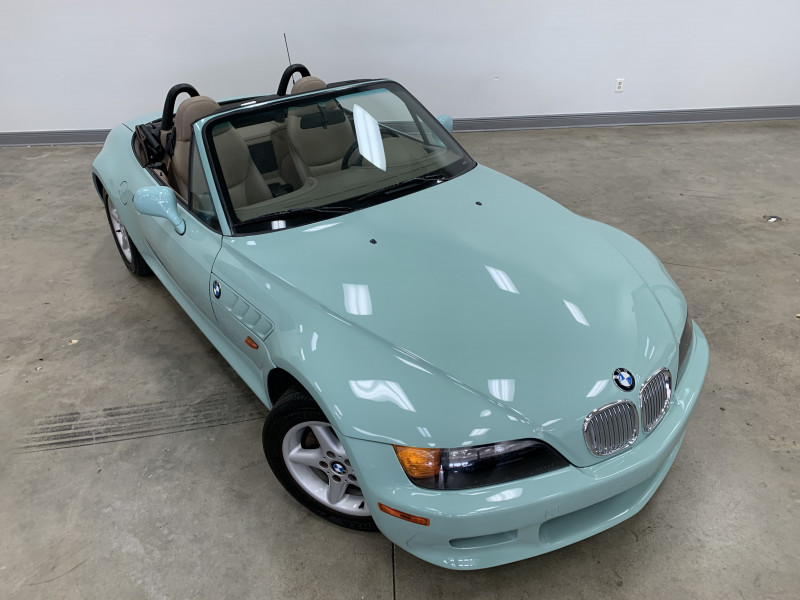BMW Z3 1998 price Sold