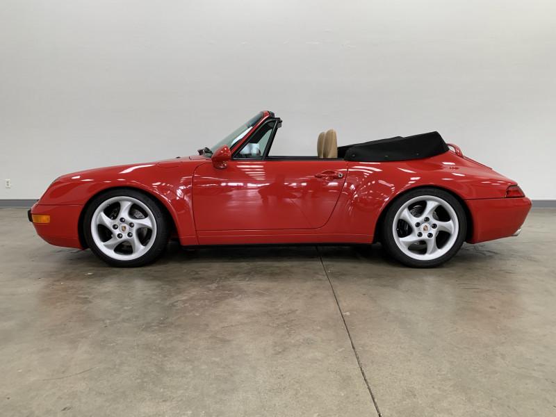 Porsche 911 Carrera 1997 price $64,977