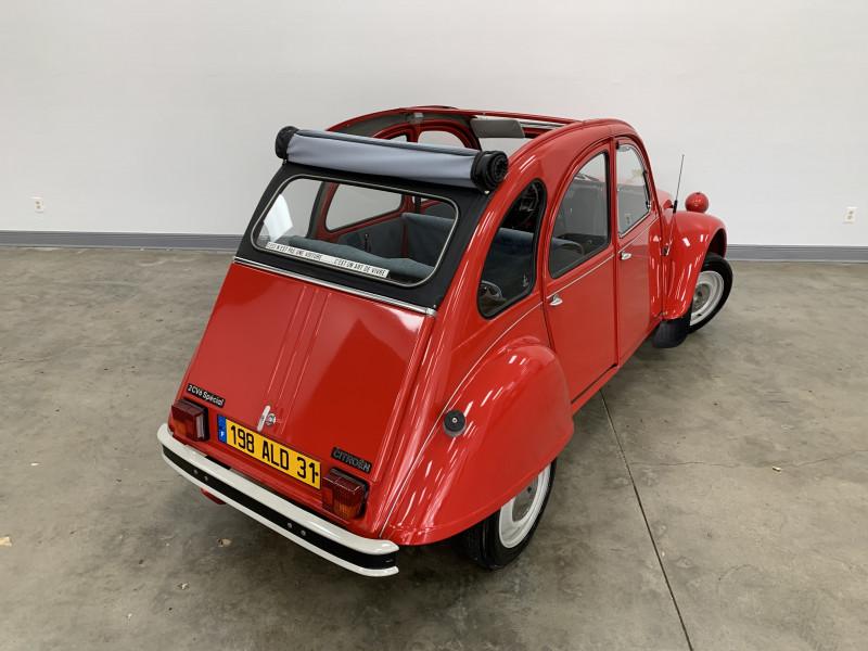 Citroen 2CV 1966 price $29,977