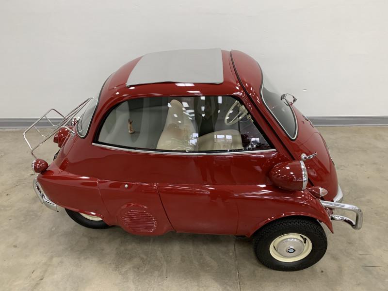 BMW Isetta 300 1957 price $34,977