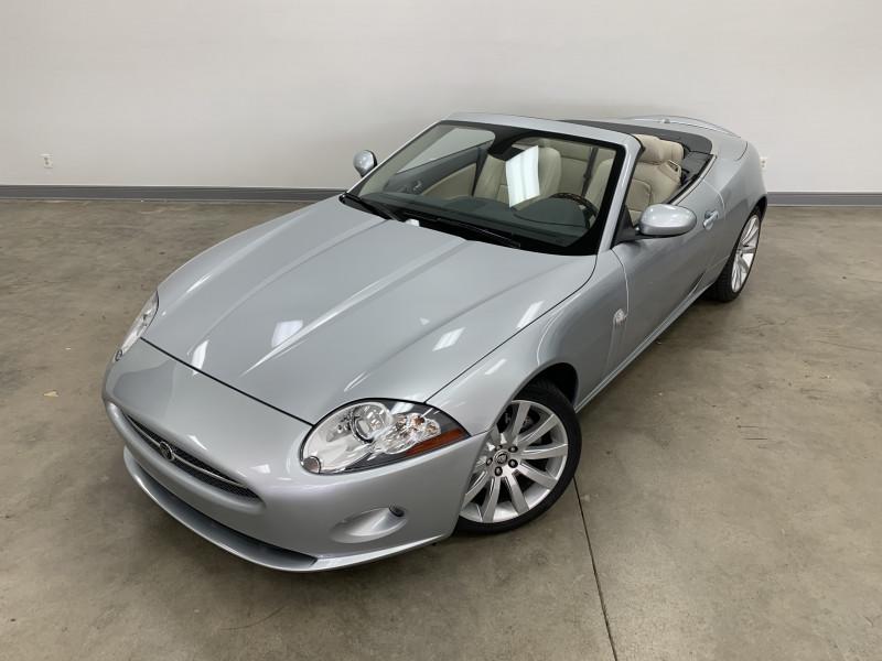 Jaguar XK 2007 price $18,977