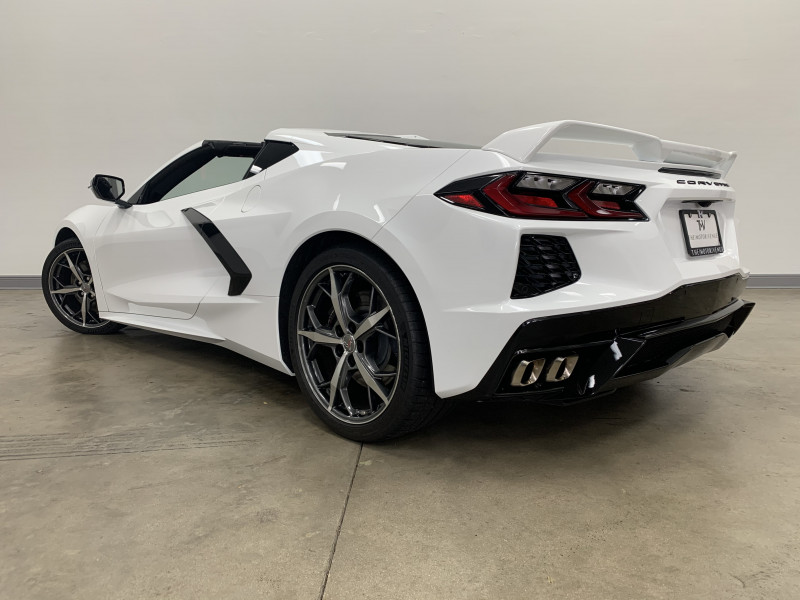 Chevrolet Corvette 2020 price $98,977